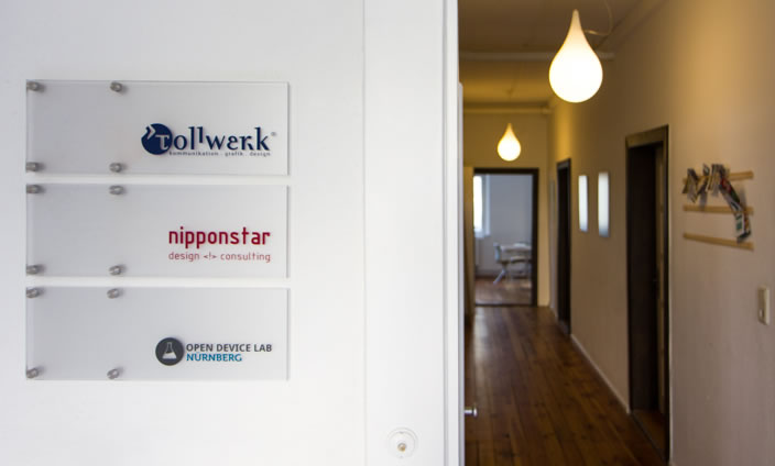 In 2013 we founded the Open Device Lab Nürnberg which is also located at our agency premises