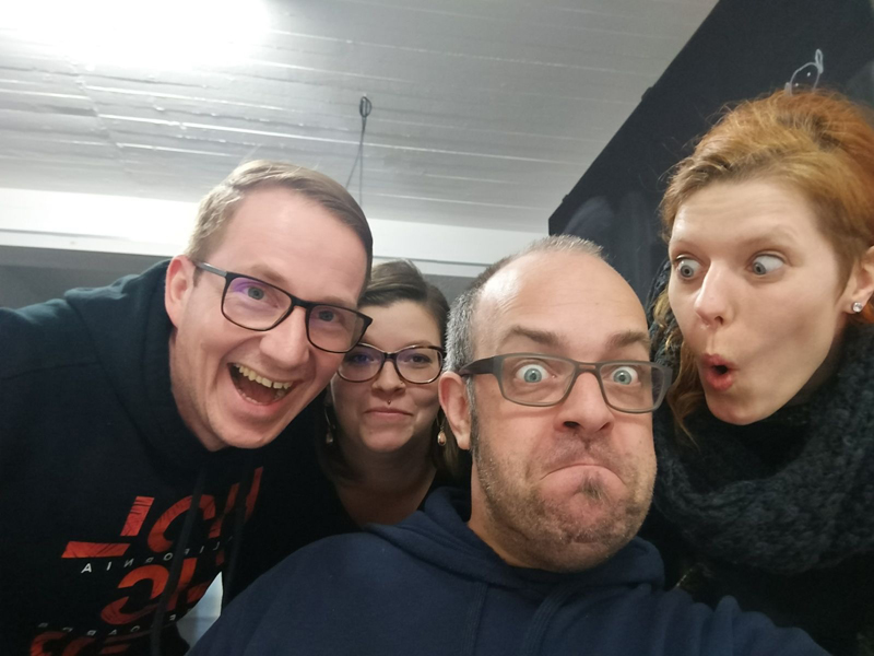 People of the Homebrew Website Club Nürnberg 2017-03-08